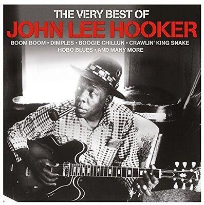 John Lee Hooker - Very Best Of [New Vinyl] 180 Gram, UK - Import