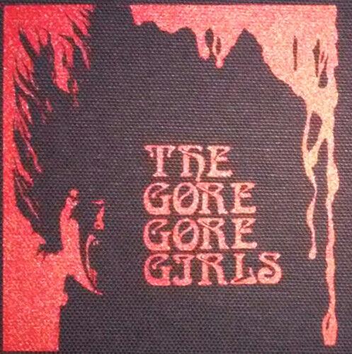 HORROR PATCH The Gore Gore Girls -canvas screen print- Herschell Gordon Lewis HG