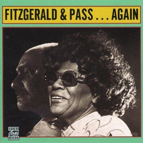 Ella Fitzgerald - Fitzgerald & Pass Again [New CD]