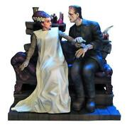 Bride of Frankenstein Model