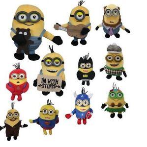 Minion soft toys 20cm
