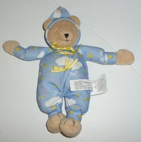 Stuffed Bear Head