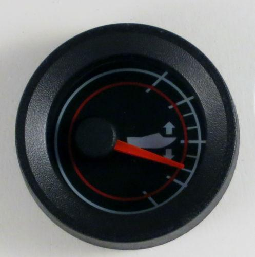 evinrude trim gauge boat parts