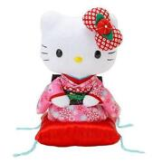Hello Kitty Japan Plush