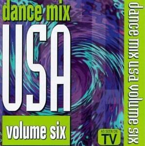 Dance-Mix-U-S-A-Vol-6-Dance-Mix-U-S-a-CD-1997