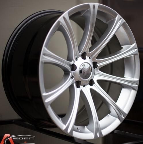 Bmw Logo: BMW M5 Wheels