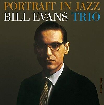 Bill Evans   Portrait In Jazz  Vinyl New  889397283919