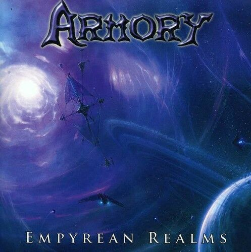 Armory - Empyrean Realms [New CD]