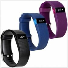 NEW Fitbit Charge HR Wireless Activity & Heart Rate + Sleep Wristband Black