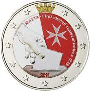 2 Euro Malta 2011
