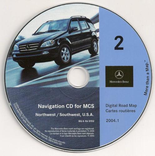 Mercedes mcs car electronics ebay for 2001 mercedes benz ml320 radio