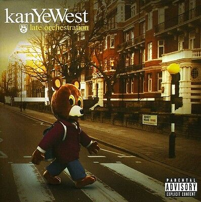 Kanye West   Late Orchestration  Live At Abbey Road Studios  New Cd  England   I