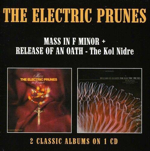The Electric Prunes - Mass in F Minor / Release of An Oath: Kol Nidre [New CD]