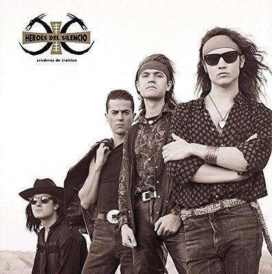 H Roes Del Silencio   Senderos De Traicion 25 Aniversario  New Vinyl Lp  With Cd