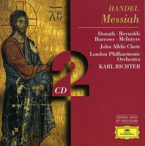 London Philharmonic Orchestra - Messiah [New CD]