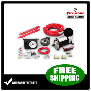 Firestone 2158- Level Command II Air Compressor System