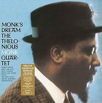 Thelonious Monk Monk's Dream Deluxe Gatefold Edition 180g Vinyl LP Album New