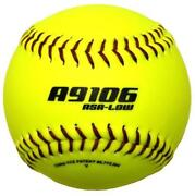 12 Fastpitch Softballs