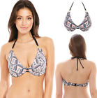 Freya Striped Bikini Top Swimwear for Women