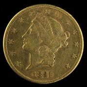 20 Dollar Gold Coin