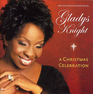 GLADY's KNIGHT: A Christmas Celebration. BRAND NEW Sealed CD's
