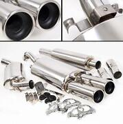MK2 Golf GTI Exhaust