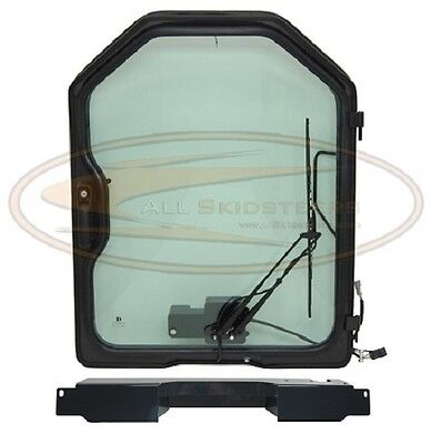Bobcat Front Door Kit G Series 773 S175 S185 S205 Skid Steer Glass Cab Enclosure