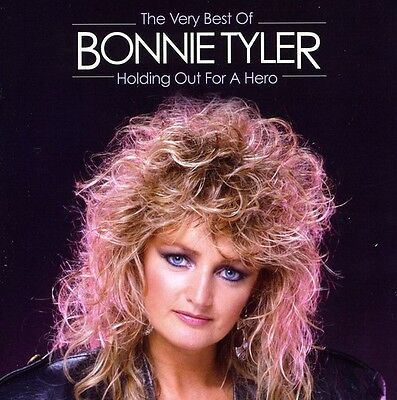Tyler Rocks (Bonnie Tyler - Holding Out for a Hero: Very Best of [New)