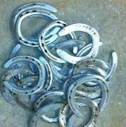 Aluminum Horseshoes