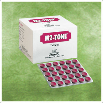 210 Tablets Charak M2 Tone Herbal  free shipping worldwide No side effects FSWW for sale  Shipping to United States