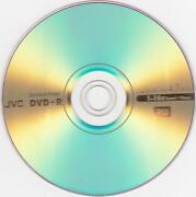 JVC DVD-R