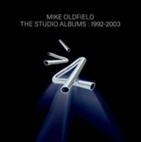 MIKE OLDFIELD The Studio Albums:1992-2003 8CD BOX SET BRAND NEW