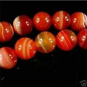Agate Round Beads