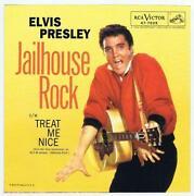 Elvis Jailhouse Rock 45