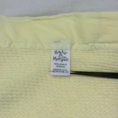 2adaecee44c06 Baby Morgan Blanket