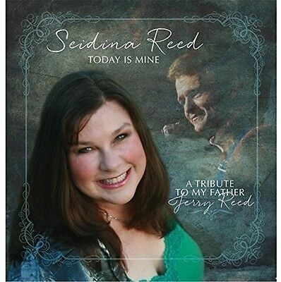 Seidina Reed   Today Is Mine  New Cd