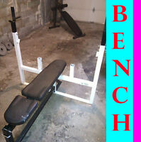 ★ Bench Press Olympique Northern Lights ★