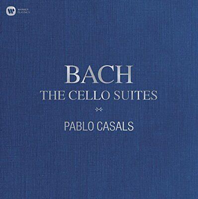 Pablo Casals - Bach: The Cello Suites (3x 180g 12