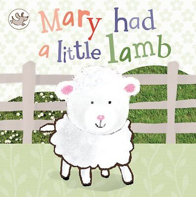 Mary Had a Little Lamb Finger Puppet Book (Little Learners) by Parragon Books  Little Lamb Finger Puppet