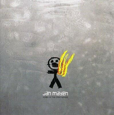 Jan Mayen - Home of the Free Indeed - NEW CD