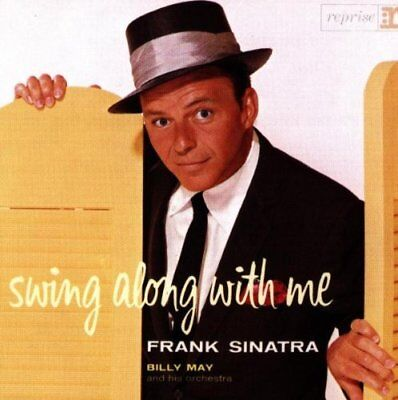 Frank Sinatra   Swing Along With Me   Frank Sinatra Cd 9Avg The Fast Free