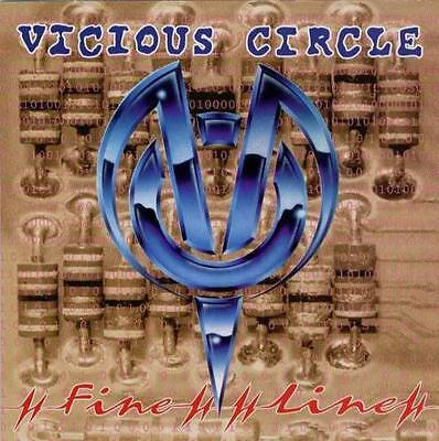 VICIOUS CIRCLE - FINE LINE - MUSIC CD  Fine Line Music