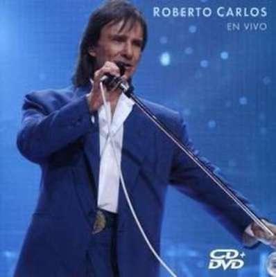 En Vivo - Carlos Roberto CD & DVD Set Sealed ! New !