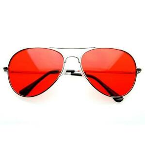 d06145dfa3 Red Tinted Sunglasses