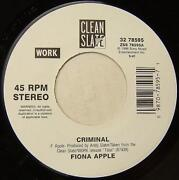 Fiona Apple Vinyl