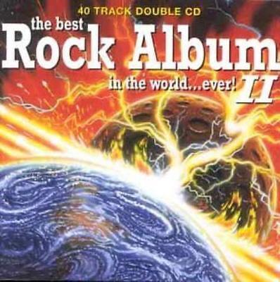 The Best Rock Album In The World Ever!...Part II - 2 CD's - 1995 - 40