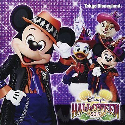 [CD] Tokio Disneyland Disney Halloween 2017 Neu aus Japan