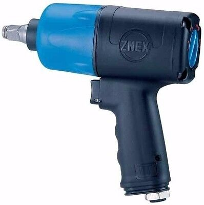 12 Drive Pneumatic Impact Wrench High Torque 900 Ft. Lbs Znex Zx-2305t Abvs