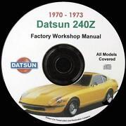 Datsun 240Z Manual