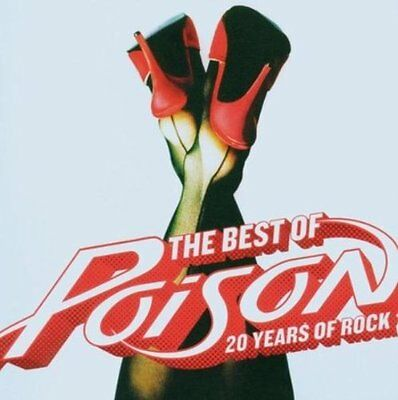 THE BEST OF POISON: 20 YEARS OF ROCK NEW (Poison The Best Of Poison 20 Years Of Rock)